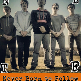 Never Born to Follow 2016