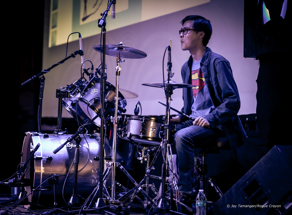 Never Born to Follow - Allan on Drums